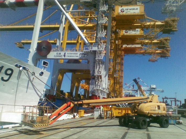 North Fremantle Port