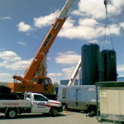 Lifting Air Receivers