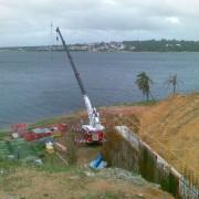 Lifting Building Supplies